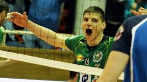 Симеон Александров: Успяхме да се вдигнем след загубената титла