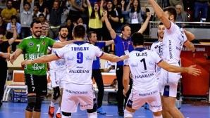 Халкбанк без Цецо Соколов продължава да се бори за среброто, Аркас шампион на Турция