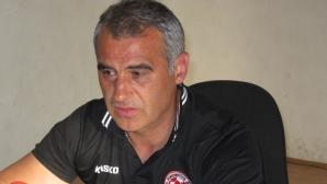 Сашо Ангелов: Мъчно ми е за Ботев (Враца)