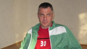 Зафиров: Аз съм виновен за провала на Ботев (Враца)