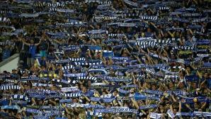 Над 7000 билета продадени за мача на годината за Левски