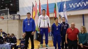 """Спортният талант на """"Еврофутбол"""" Кирил Милов със злато в Хърватия"""