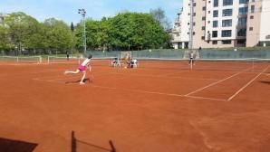 Медицинският университет шампион по тенис на Универсиадата