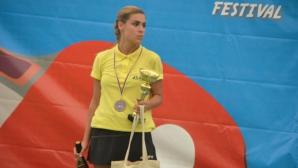 Анелия Карова се класира за основната схема на СП по тенис на маса