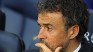 Луис Енрике: Победа, която ни дава увереност преди мача с Байерн