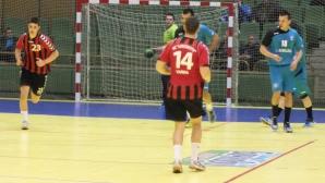 Спартак (Варна) се класира за финала на хандбалното първенство