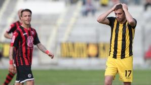 Балтанов и Чунчуков под въпрос за мача в Ловеч, Цветков поднови тренировки