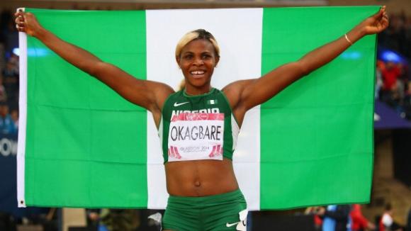 Окагбаре най-бърза на 100 м в Шанхай, Спенсър №1 в света за сезона на 400 м/пр