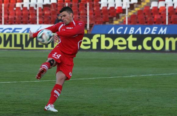Валентин Илиев: ЦСКА никога не се радва на равенство