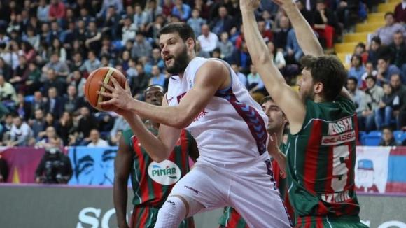 Калоян Иванов и Трабзонспор нокаутираха Дарюшафака и са на полуфинал