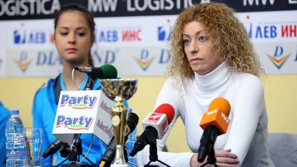 Ина Ананиева: Дано спечелим още медали за България