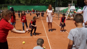 БНТ HD откри тенис сезона в Борисовата градина