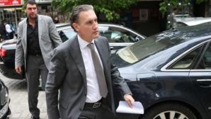 Срещата на Домусчиев с част от журналистите приключи - босът на Лудогорец отново се извини (видео)