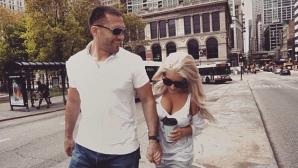 Кобрата и Андреа на романтична разходка в Чикаго