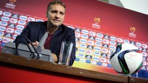 Стилиян, Кишишев и кметът на Бургас с обща пресконференция