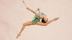 Около 100 малки гимнастички се пускат в турнир на Симона Пейчева