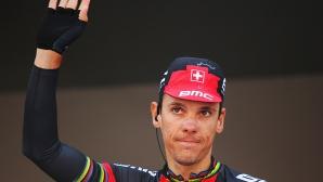 Жилбер спечели 12-ия етап от колоездачната обиколка на Италия