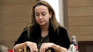 Стефанова с първа загуба в Грузия