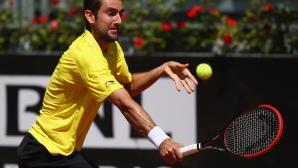 Чилич и Вавринка отпаднаха на 1/4-финалите в Женева