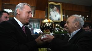 Стоичков: С ветераните спечелих повече титли от Реал Мадрид за 7 години
