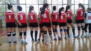 Славия и Локомотив са последните финалисти при девойките старша възраст