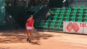 Шиникова загуби от рускиня на полуфиналите в Казерта