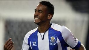 Данило отбеляза гол в последния си мач с екипа на Порто