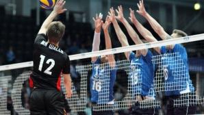 Белгия тръгна с трудно 3:2 над Финландия в Световната лига
