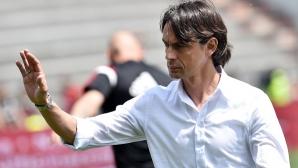 Индзаги: Чакам решението на Милан