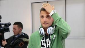 В Левски обмислят връщането на Гикиевич в отбора