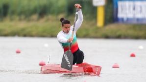 Станилия Стаменова 7-ма на Световната купа в Дуисбург
