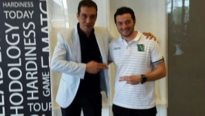 Лудогорец взе треньор - шампион с Цървена звезда