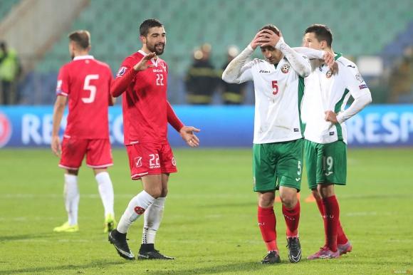 Билетите за Малта - България на цени между 8 и 20 евро