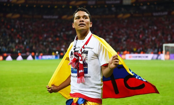Героят на Севиля посвети победата на семейството и родината си