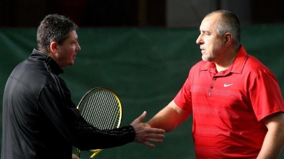 Бойко Борисов и Любо Пенев ще търсят четвърта титла на корта