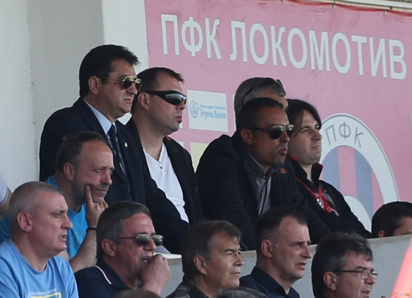 Саидходжа с тежки обвинения към Локомотив (София)