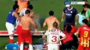 Нова смърт почерни аржентинския футбол (видео)