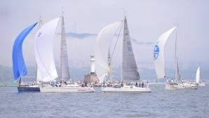 """Станаха ясни победителите в регатата за килови яхти """"Varna Channel Cup"""""""