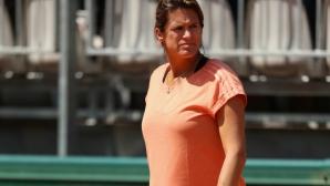 Гришо тренира с Мъри и с бременната Моресмо (снимки)