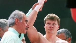 Босът на WBC: Поветкин е силен по дух и удря здраво