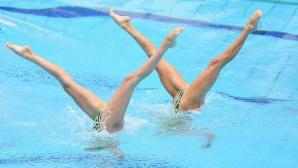 България ще има дует в синхронното плуване на световното в Казан
