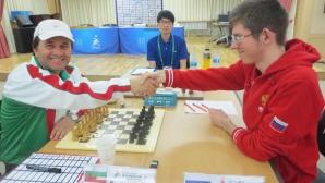 Расим Низам с бронз на шах от световните игри за незрящи в Сеул