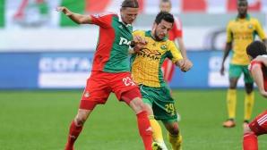 Попето и Манолев не можаха да си отмъстят на Локомотив (видео)