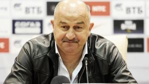 Динамо (М) дава нов шанс на Черчесов