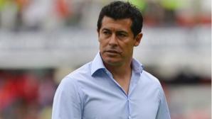 Хорхе Алмирон напусна треньорския пост в Индепендиенте