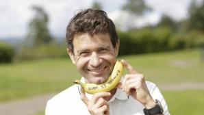 Оле Ейнар Бьорндален: Яжте банани!