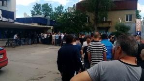 Истерията започна и свърши за минути, Левски продаде билетите за финала