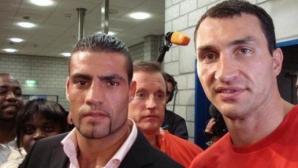 Мануел Чар иска да се бие с Кличко