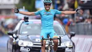 """Модоло спечели 17-ия етап на """"Джирото"""", Контадор отново е лидер"""