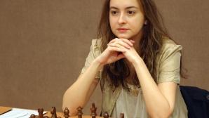 Антоанета Стефанова със загуба в осмия кръг